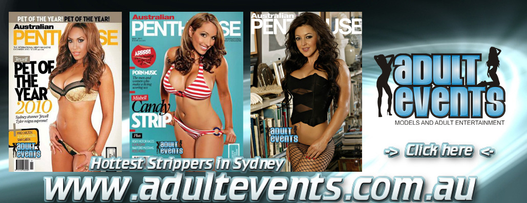 adult events banner for strippers sydney nsw 2